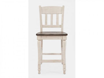 Picture of MADISON COUNTY SLAT BACK COUNTER STOOL