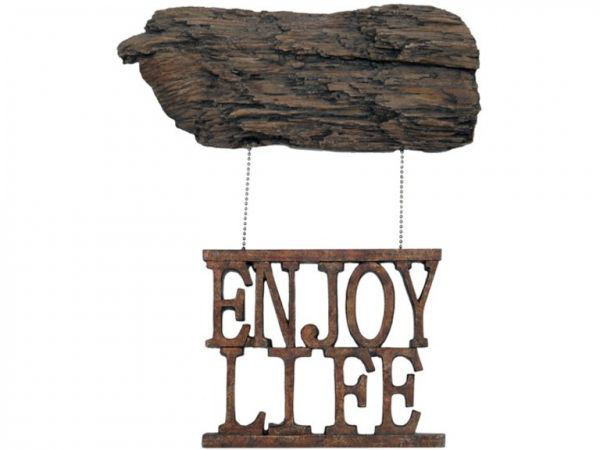 Picture of DRIFTWOOD DECORATIVE SIGN