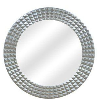 """Picture of 36"""" ROUND OA PU & MIRROR"""