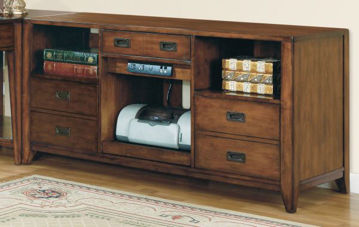Picture of OPEN CREDENZA
