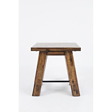 Picture of CANNON VALLEY TRESTLE END TABLE
