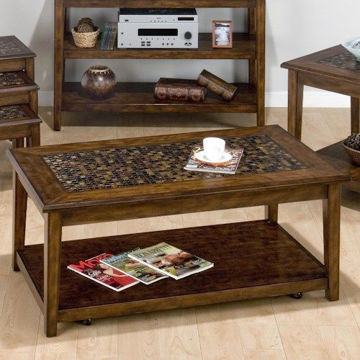 Picture of BAROQUE BROWN COCKTAIL TABLE