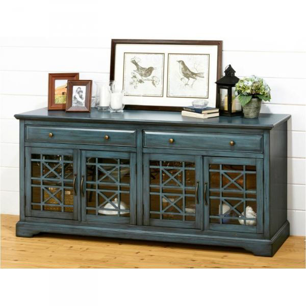 """Picture of CRAFTSMAN 60"""" MEDIA CONSOLE"""