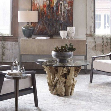 Picture of DRIFTWOOD COCKTAIL TABLE