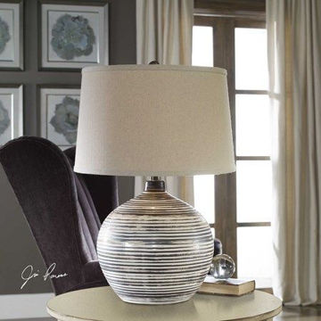 """Picture of 27"""" BLOXOM TABLE LAMP"""