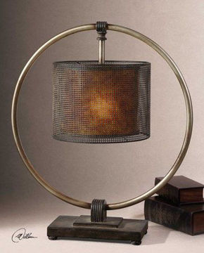 "Picture of 28"" DALOU LAMP"