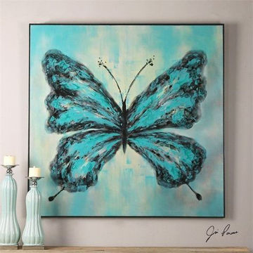 Picture of BUTTERFLY ON DISPLAY