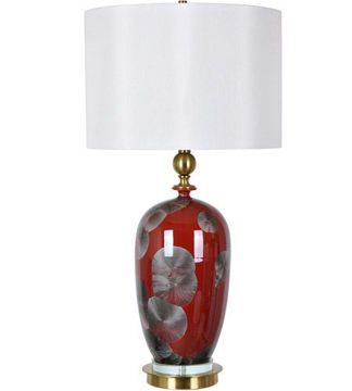 "Picture of 31.5""H CERAMIC TABLE LAMP"