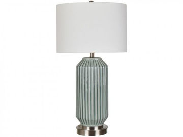 "Picture of 32"" CERAMIC TABLE LAMP"