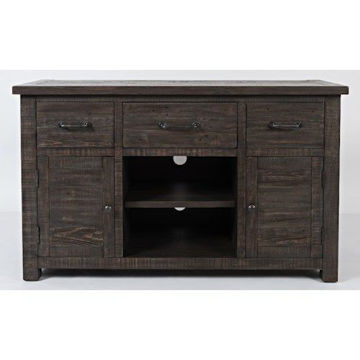 """Picture of MADISON COUNTY 50"""" 3-DRAWER CONSOLE"""