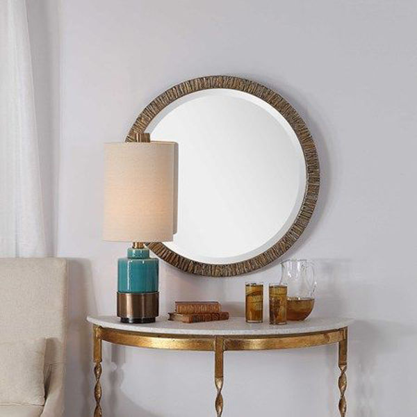 Picture of WAYDE ROUND MIRROR