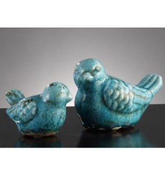 Picture of SMALL WARBLER STATUE
