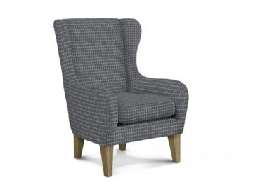 Picture of LORETTE WING CHAIR