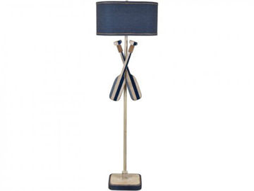 Picture of BOAT OAR FLOOR LAMP