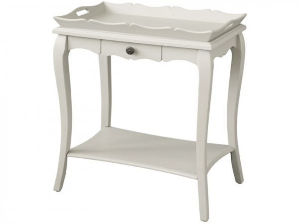 Picture of REMOVABLE TRAY ACCENT TABLE