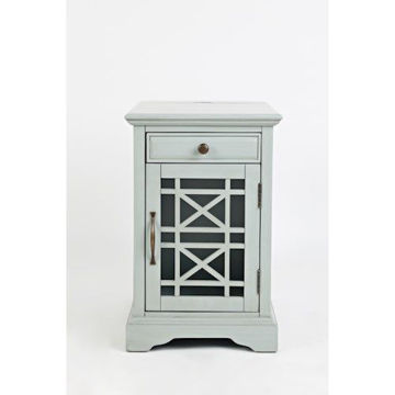 Picture of CRAFTSMAN CHAIRSIDE CHEST WITH POWER