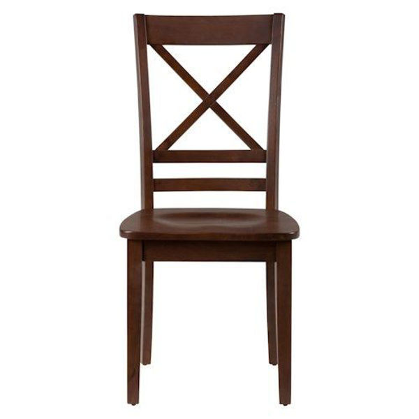 Picture of SIMPLICITY X BACK SIDE CHAIR