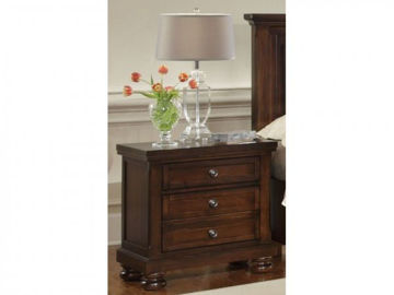 Picture of REFLECTIONS 2 DRAWER NIGHTSTAND