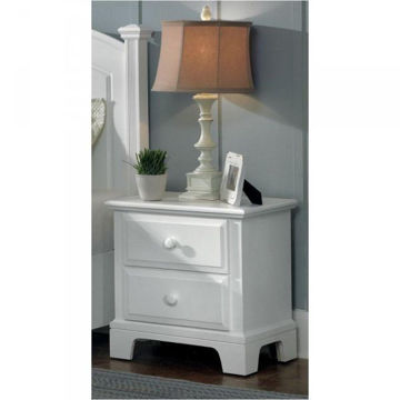 Picture of BARNBURNER 6 SERIES 2 DRAWER NIGHTSTAND