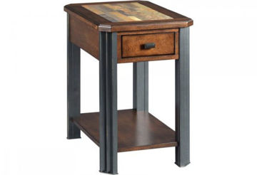Picture of SLATON CHAIRSIDE TABLE