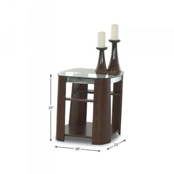 Picture of CHRISTINA END TABLE