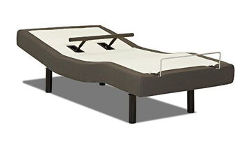 Picture of ENSO HEAD & FOOT W/LUMBAR ADJ BED BASE QUEEN SIZE