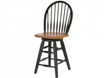 "Picture of ST. MICHAEL 24"" BARSTOOL"