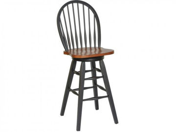 "Picture of ST. MICHAEL 30"" SWIVEL  BARSTOOL"