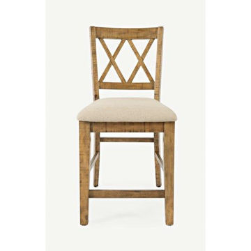 Picture of TELLURIDE UPHOLSTERED COUNTER STOOL