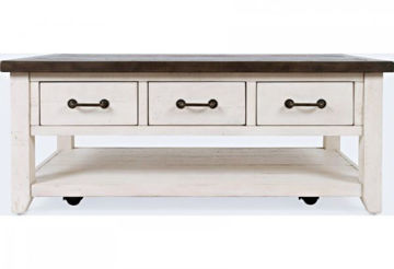 Picture of MADISON COUNTY 3-DRAWER COCKTAIL TABLE