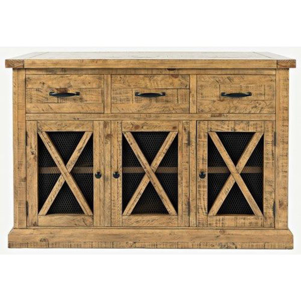 Picture of TELLURIDE 3 DRAWER SIDEBOARD