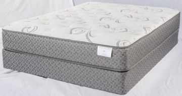 Picture of CHELSEA PLUSH QUEEN MATTRESS (QY3L0Z-1050)