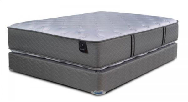 Picture of PLYMOUTH PLUSH QUEEN SIZE MATTRESS (QFQMWQ-1050)