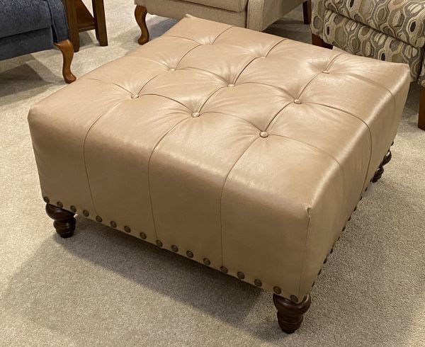 Picture of SQUARE OTTOMAN