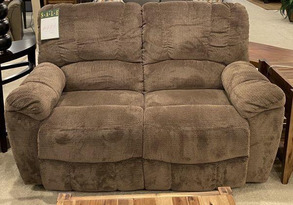 Picture of RECLINING LOVESEAT