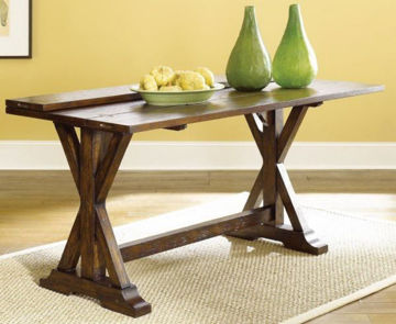Picture of FLIP TOP CONSOLE TABLE