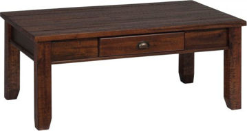 Picture of URBAN LODGE COCKTAIL TABLE W/DRAWER