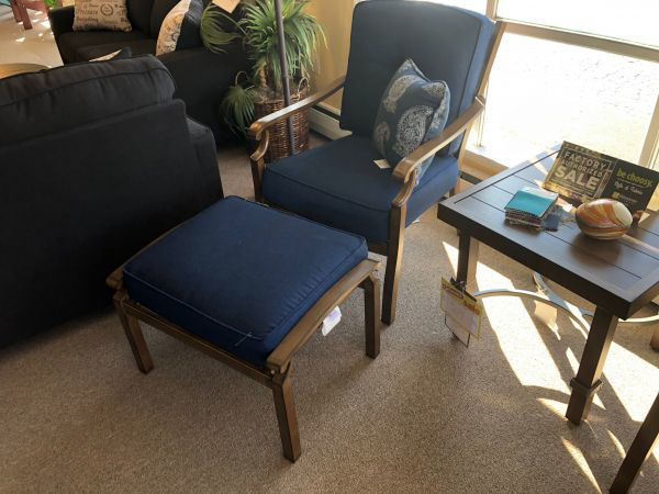Picture of TRISHA YEARWOOD OUTDOOR CHAIR