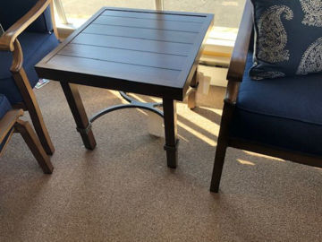 Picture of TRISHA YEARWOOD OUTDOOR SQUARE END TABLE