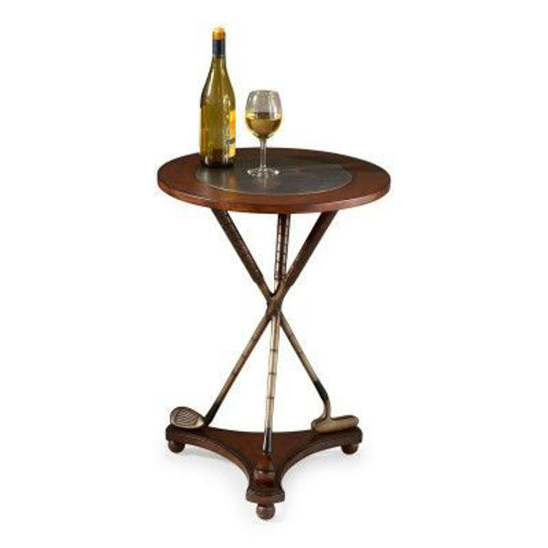 Picture of GOLF END TABLE