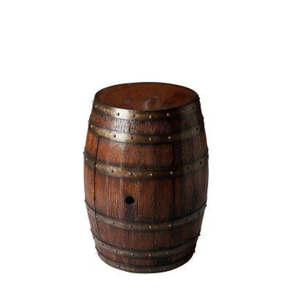 Picture of DARK BARRELL TABLE