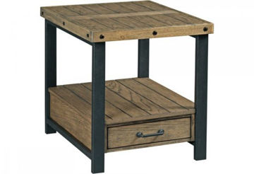 Picture of WORKBENCH RECTANGULAR END TABLE