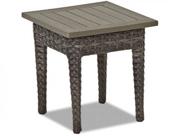 Picture of CASCADE OUTDOOR SQUARE ACCENT TABLE