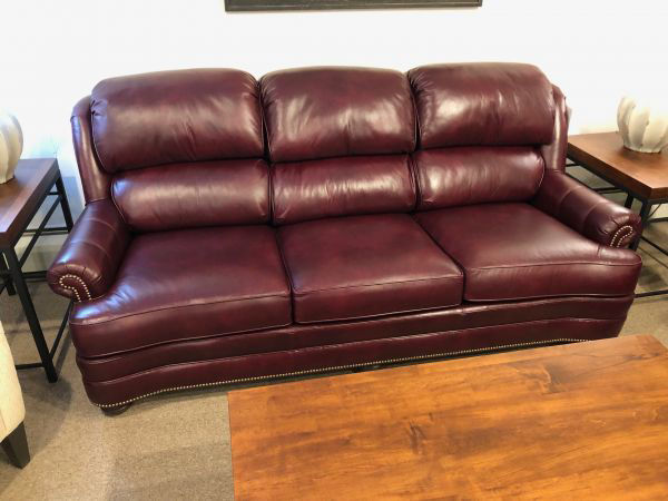 Picture of LEATHER SOFA