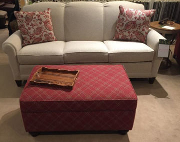Picture of 900 SERIES STORAGE OTTOMAN