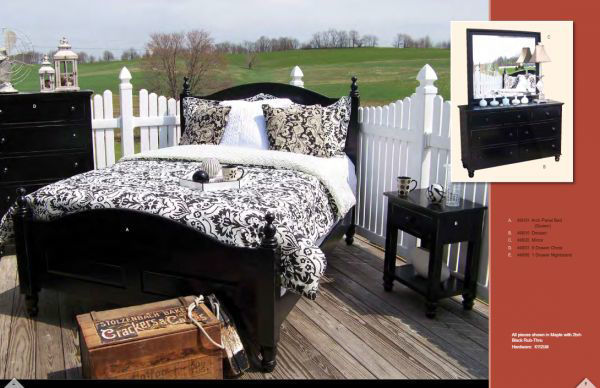 Picture of WRIGHTSVILLE QUEEN SIZE HEADBOARD