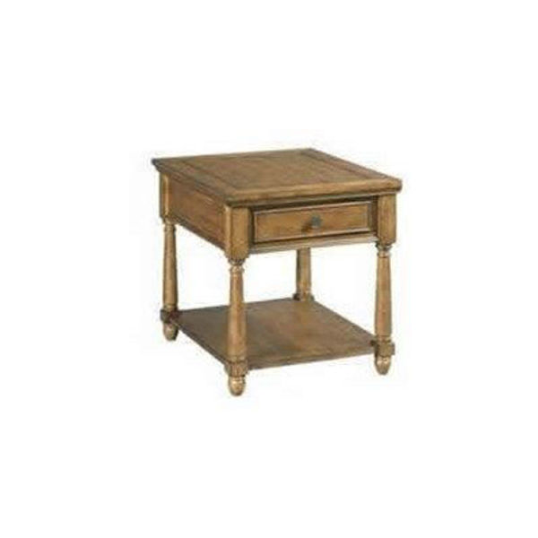 Picture of SADDLEBROOK RECTANGULAR END TABLE