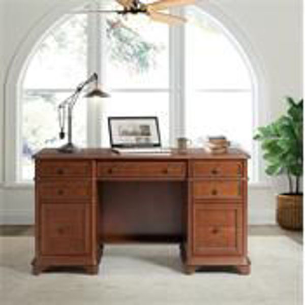 Picture of DBL-PEDESTAL DESK