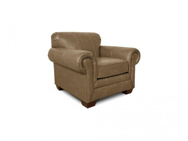 Picture of MONROE LEATHER CHAIR