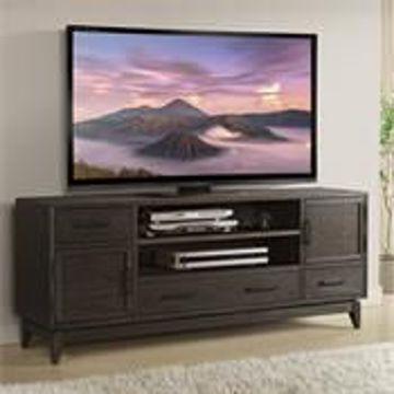 "Picture of 74"" TV CONSOLE"